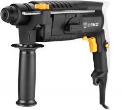 Перфоратор Deko DKH650W патрон:SDS-plus уд.:2.1Дж 650Вт