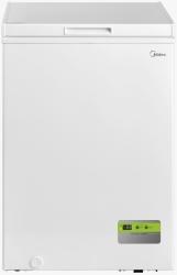 Морозильный ларь Midea MCF3084W белый 110Вт