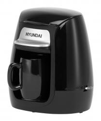Кофеварка капельная Hyundai HYD-0101 черный