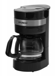 Кофеварка капельная Hyundai HYD-0605 черный