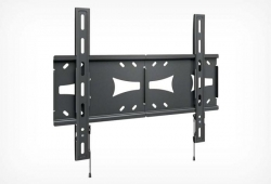 Кронштейн для телевизора Holder LCDS-5070 металлик 37 -55 макс.45кг настенный фиксированный