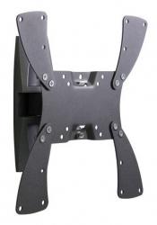 Кронштейн для телевизора Holder LCDS-5019 черный 10 -40 макс.30кг настенный поворот и наклон