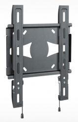 Кронштейн для телевизора Holder LCDS-5045 металлик 19 -40 макс.45кг настенный фиксированный