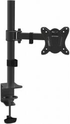 Кронштейн для мониторов Arm Media LCD-T11 черный 15 -32 макс.12кг настольный поворот и наклон верт.перемещ.