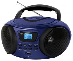 Аудиомагнитола BBK BX170BT синий