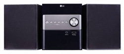 Микросистема LG CM1560 черный 10Вт/CD/CDRW/FM/USB/BT
