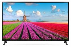 """Телевизор LED LG 43"""" 43LJ594V черный/FULL HD/100Hz/DVB-T2/DVB-C/DVB-S2/USB/WiFi/Smart TV (RUS)"""
