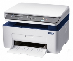 МФУ лазерный Xerox WorkCentre 3025 A4 WiFi белый/синий