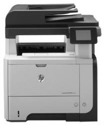 МФУ лазерный HP LaserJet Pro M521dn (A8P79A) A4 Duplex черный/белый
