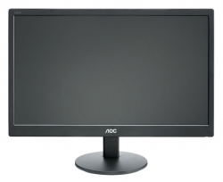 Монитор AOC 18.5  Value Line e970Swn (/01) черный TN+film LED 5ms 16:9 матовая 200cd 1366x768 D-Sub