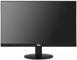 Монитор AOC 23.8 Value Line I2480SX(00/01) черный IPS LED 5ms 16:9 DVI матовая 250cd 1920x1080 D-Sub FHD 2.86кг