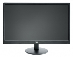 Монитор AOC 21.5 Value Line e2270swn (/01) черный TN+film LED 5ms 16:9 матовая 200cd 1920x1080 D-Sub