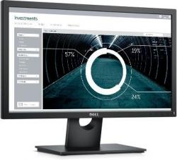 Монитор Dell 22 E2216Hv черный TN LED 5ms 16:9 матовая 600:1 200cd 90гр/65гр 1920x1080 D-Sub FHD 3.35кг