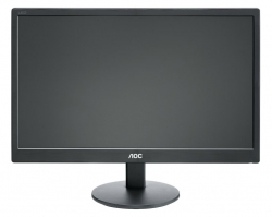 Монитор AOC 19.5  Value Line e2070Swn (/01) черный TN+film LED 5ms 16:9 матовая 200cd 1600x900 D-Sub HD READY 2.11кг