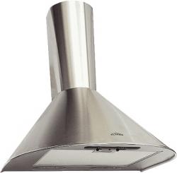 Вытяжка каминная Elikor Эпсилон 50Н-430-П3Л нержавеющая сталь/серебро