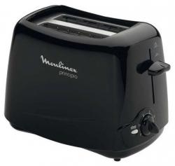 Тостер Moulinex TT1102 850Вт черный