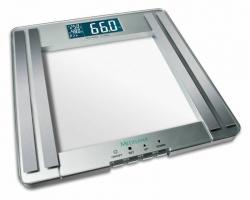 Весы напольные электронные Medisana PSM серебристый