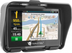 Навигатор Автомобильный GPS Navitel G550 4.3  480x272 4Gb microSD черный Navitel