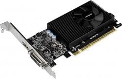 Видеокарта Gigabyte PCI-E GV-N730D5-2GL nVidia GeForce GT 730 2048Mb 64bit GDDR5 902/5000 DVIx1/HDMIx1/HDCP Ret