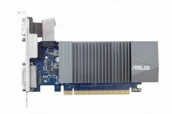 Видеокарта Asus PCI-E GT710-SL-2GD5-BRK nVidia GeForce GT 710 2048Mb 64bit GDDR5 954/5012 DVIx1/HDMIx1/CRTx1/HDCP Ret low profile