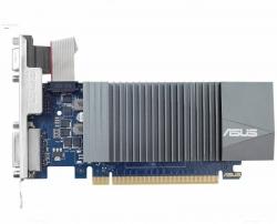 Видеокарта Asus PCI-E GT710-SL-1GD5 nVidia GeForce GT 710 1024Mb 64bit GDDR5 954/5012 DVIx1/HDMIx1/CRTx1/HDCP Ret low profile