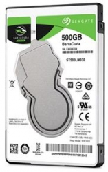 Жесткий диск Seagate Original SATA-III 500Gb ST500LM030 Barracuda (5400rpm) 128Mb 2.5