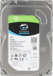 Жесткий диск Seagate Original SATA-III 1Tb ST1000VX005 Video Skyhawk (5900rpm) 64Mb 3.5