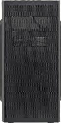 Корпус Accord A-08B черный без БП mATX 2xUSB2.0 audio