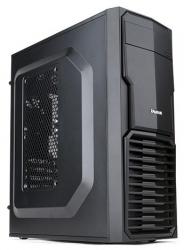 Корпус Zalman ZM-T4 черный без БП mATX 1x80mm 3x120mm 1xUSB2.0 1xUSB3.0 audio bott PSU