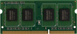 Память DDR3 4Gb Kingmax RTL PC3-12800 SO-DIMM 204-pin