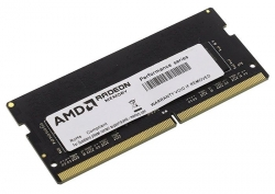 Память DDR4 4Gb 2400MHz AMD R744G2400S1S-UO OEM PC4-19200 CL16 SO-DIMM 260-pin 1.2В