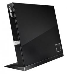 Привод Blu-Ray Asus SBC-06D2X-U/BLK/G/AS черный USB slim внешний RTL