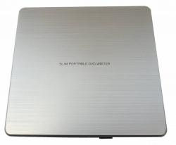Привод DVD-RW LG GP60NS60 серебристый USB ultra slim внешний RTL