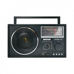 Радиоприемник портативный Сигнал Patriot Эфир-13 черный USB SD/microSD