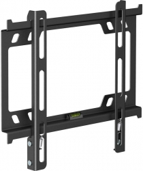 Кронштейн для телевизора Holder F2617-B черный 22 -40 макс.25кг настенный фиксированный
