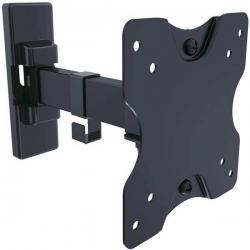 Кронштейн для телевизора Ultramounts UM 860 черный 13 -27 макс.20кг настенный поворот и наклон