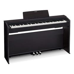 Цифровое фортепиано Casio PRIVIA PX-870BK 88клав. черный