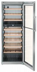 Винный шкаф Liebherr WTes 5972 серебристый (однокамерный)