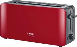 Тостер Bosch TAT6A004 1090Вт красный