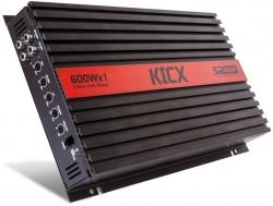 Усилитель автомобильный Kicx SP 600D одноканальный
