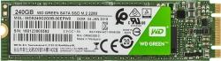 Накопитель SSD WD Original SATA III 240Gb WDS240G2G0B WD Green M.2 2280
