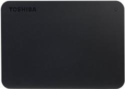 Жесткий диск Toshiba USB 3.0 1Tb HDTB410EK3AA Canvio Basics 2.5