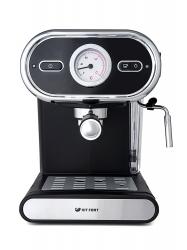Кофемашина Kitfort КТ-702 1100Вт черный