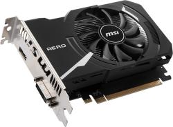 Видеокарта MSI PCI-E GT 1030 AERO ITX 2GD4 OC nVidia GeForce GT 1030 2048Mb 64bit DDR4 1189/2100 DVIx1/HDMIx1/HDCP Ret