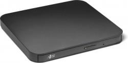 Привод DVD-RW LG GP90NW70 черный USB ultra slim внешний RTL