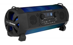 Аудиомагнитола Soundstream Hooper SH-6P черный