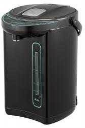 Термопот Starwind STP4181 4л. 750Вт тёмно-серый/бирюзовый