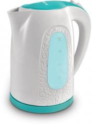 Чайник электрический Polaris PWK 2077СL 2л. 2200Вт бирюзовый (корпус: пластик)
