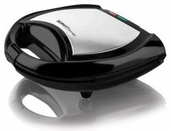 Сэндвичница Scarlett SL-TM11501 650Вт черный/серебристый