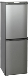 Холодильник Бирюса Б-M120 серебристый (двухкамерный)